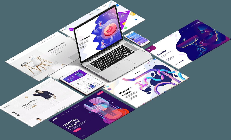 Web Design / Κατασκευή Ιστοσελίδων